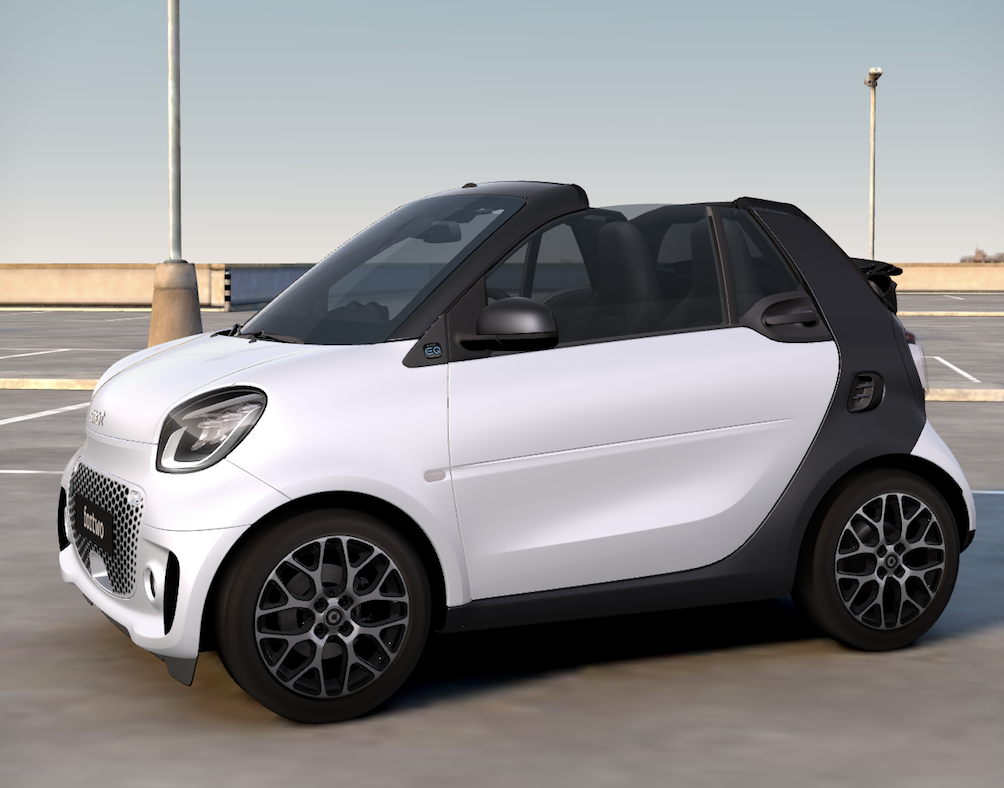 2019 - [Smart] ForTwo III Restylée [C453]  - Page 3 Blakc10
