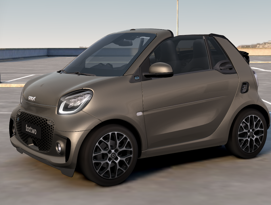 2019 - [Smart] ForTwo III Restylée [C453]  - Page 3 Gredy10