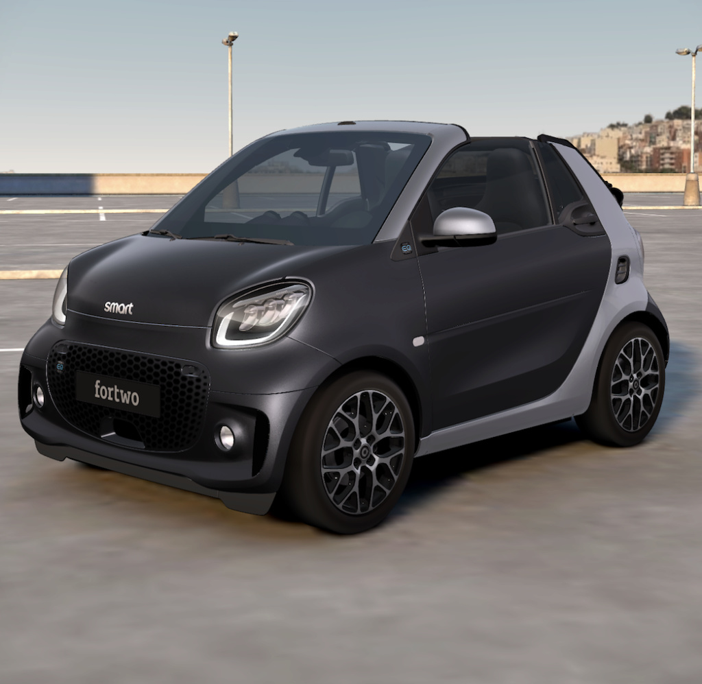 2019 - [Smart] ForTwo III Restylée [C453]  - Page 3 Grey10