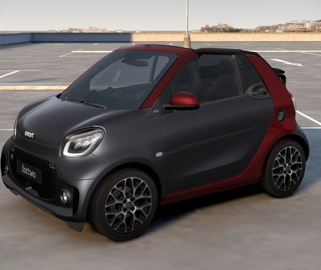 2019 - [Smart] ForTwo III Restylée [C453]  - Page 3 Red10