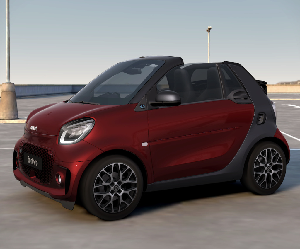 2019 - [Smart] ForTwo III Restylée [C453]  - Page 3 Reds10