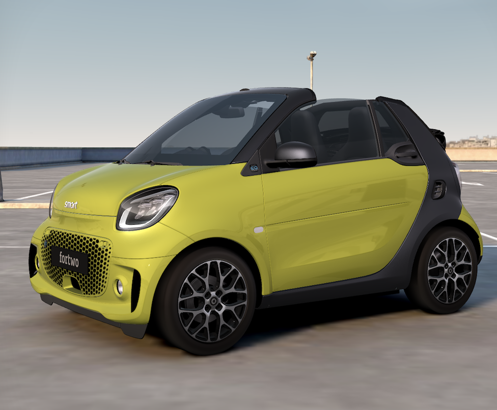 2019 - [Smart] ForTwo III Restylée [C453]  - Page 3 Ver10