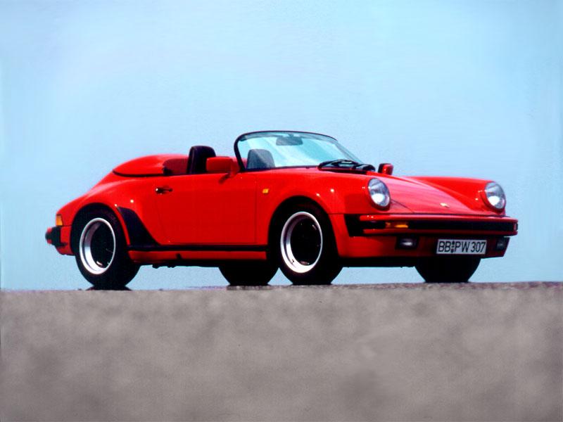 La 911 Speedster 1989_912