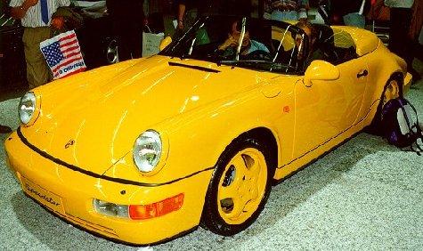 La 911 Speedster 1994_910