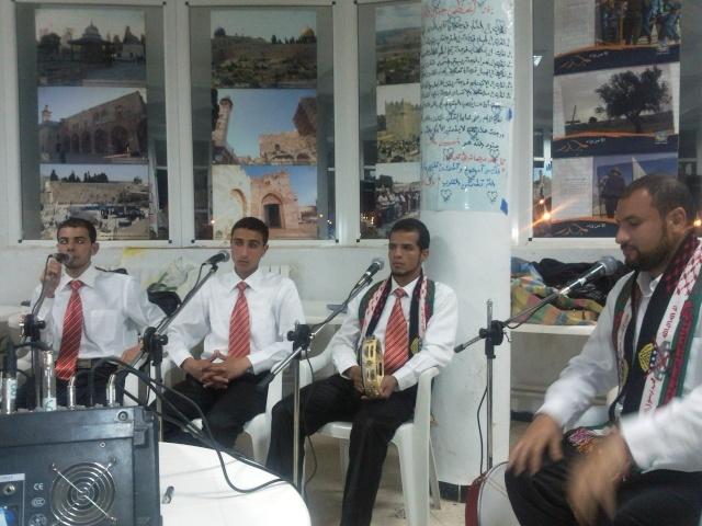 فرقة الوصال تجوب الولاية في حفلاتها الإنشادية المميزة 2011-022