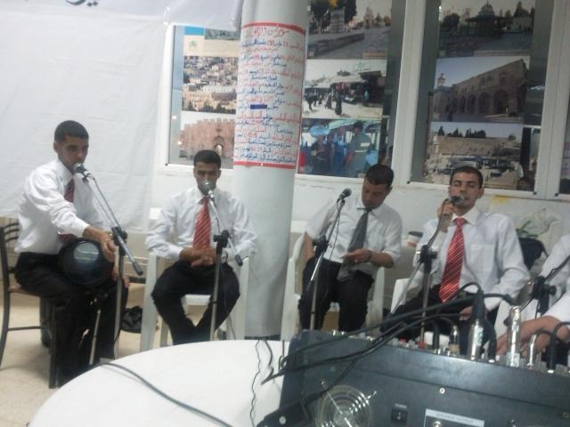 فرقة الوصال تجوب الولاية في حفلاتها الإنشادية المميزة 2011-023