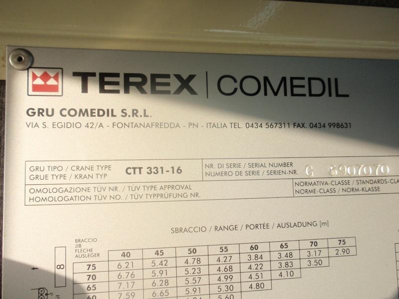 TEREX COMEDIL P4110410