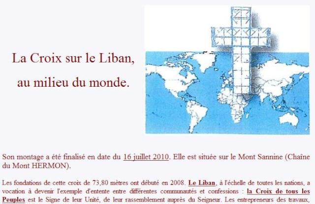 LIBAN 14-09-2010 -  LA CROIX DE TOUS LES PEUPLES ! - Page 2 191110
