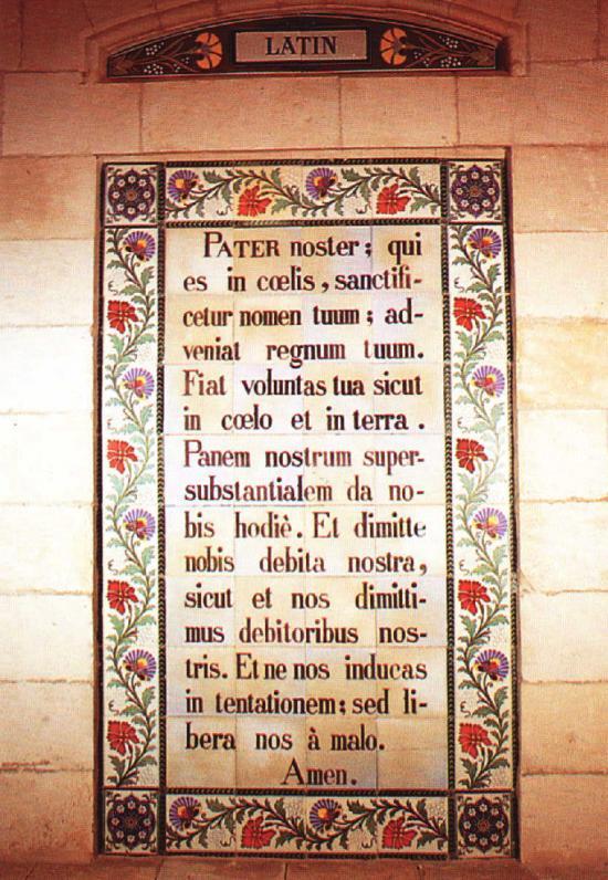 """Le """"Notre Père"""" en plusieurs langues ! - Page 4 20857810"""