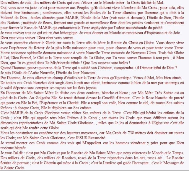 LIBAN 14-09-2010 -  LA CROIX DE TOUS LES PEUPLES ! 33333310