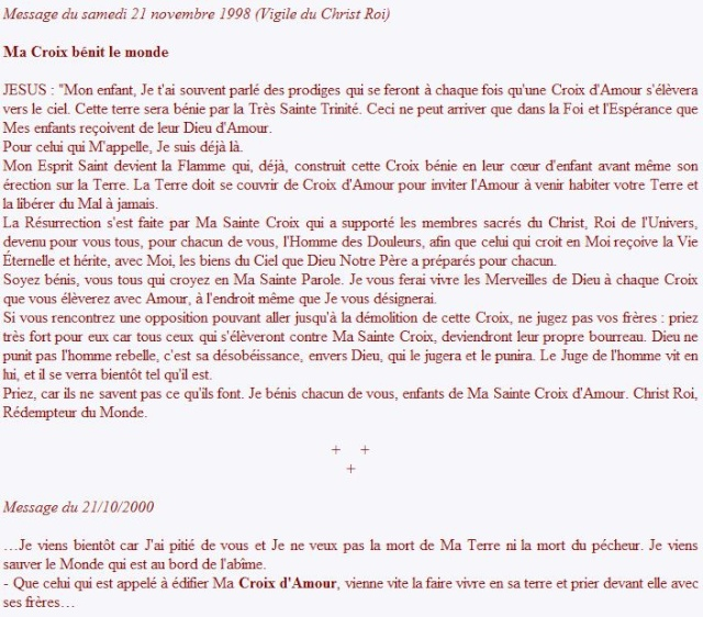 LIBAN 14-09-2010 -  LA CROIX DE TOUS LES PEUPLES ! 55555110