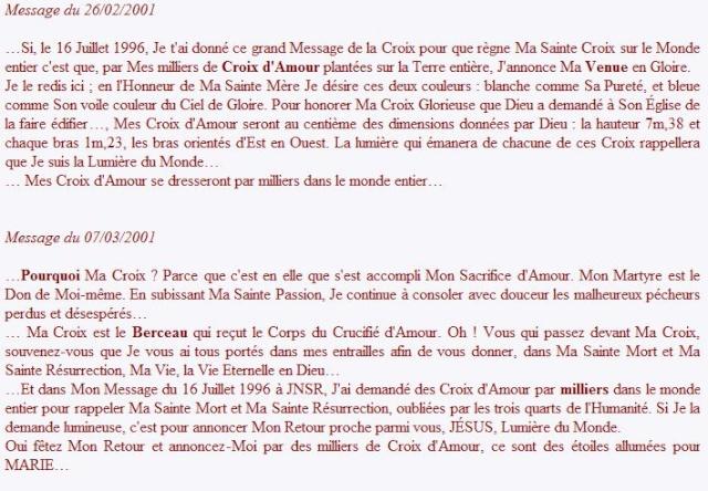 LIBAN 14-09-2010 -  LA CROIX DE TOUS LES PEUPLES ! 66666110