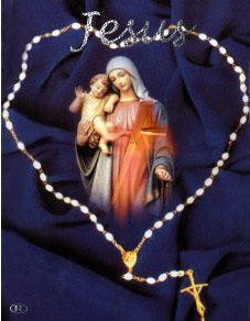 7 octobre Fête de Notre-Dame de Pompéi, Reine du Rosaire! 39876_11