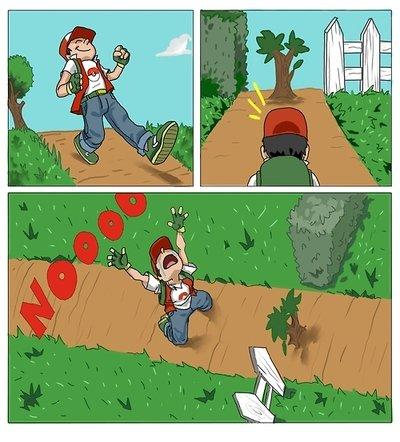some /b/ shit Pokema10