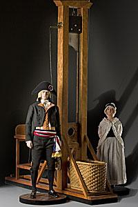 Marie Antoinette  conduite au supplice - Page 3 Guillo10