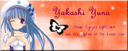 Yuna's galery ~ Sign_y11