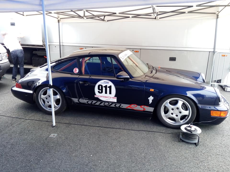 [968 TURBO] Une 968 turbo Rs replica pour courrir - Page 18 10965010