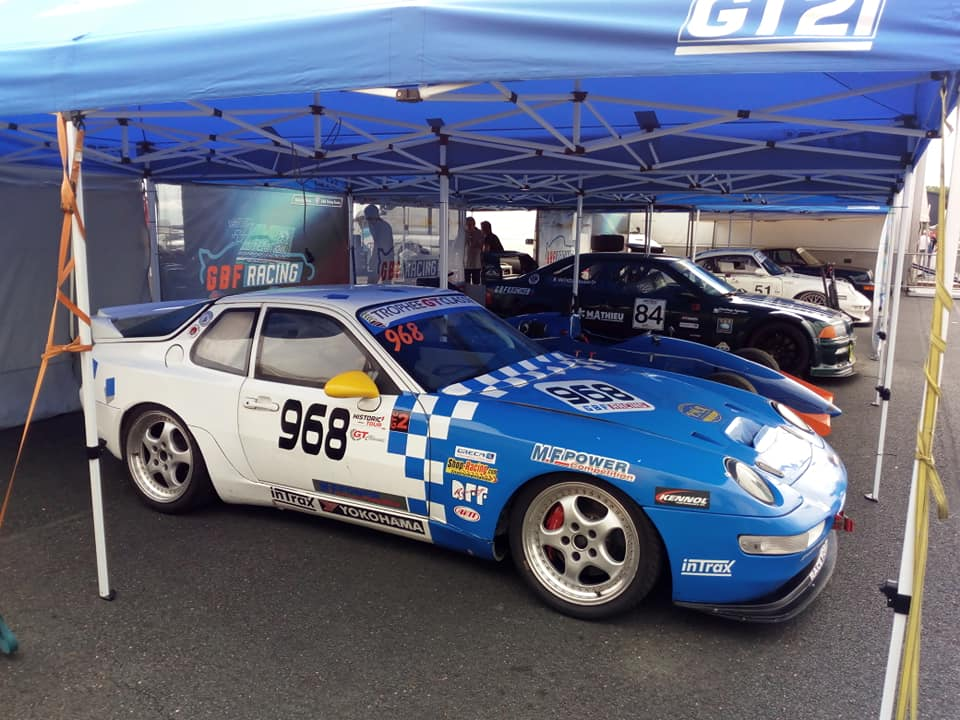 [968 TURBO] Une 968 turbo Rs replica pour courrir - Page 18 10993410