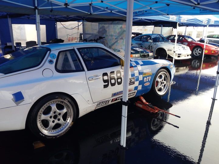 [968 TURBO] Une 968 turbo Rs replica pour courrir - Page 20 11861710
