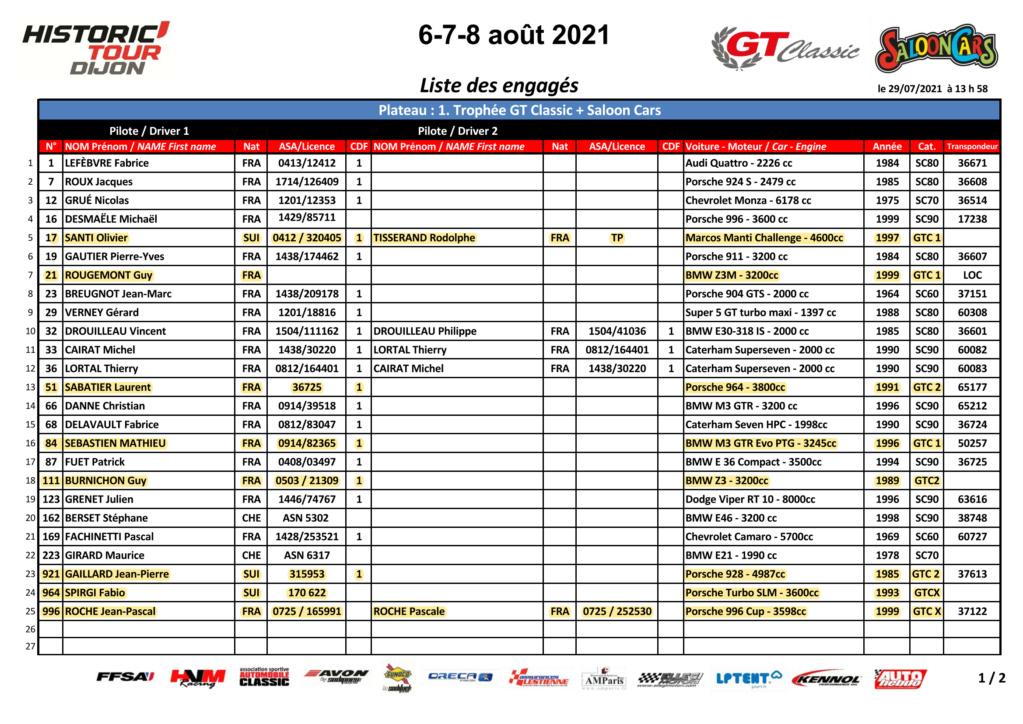 GT Classic 2021 ( post unique) - Page 2 1_list10