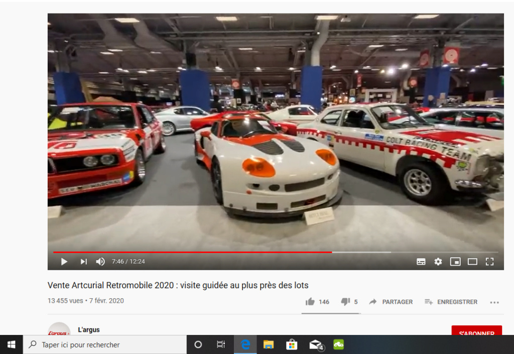 GT Classic 2020 ( post unique) 2020-010