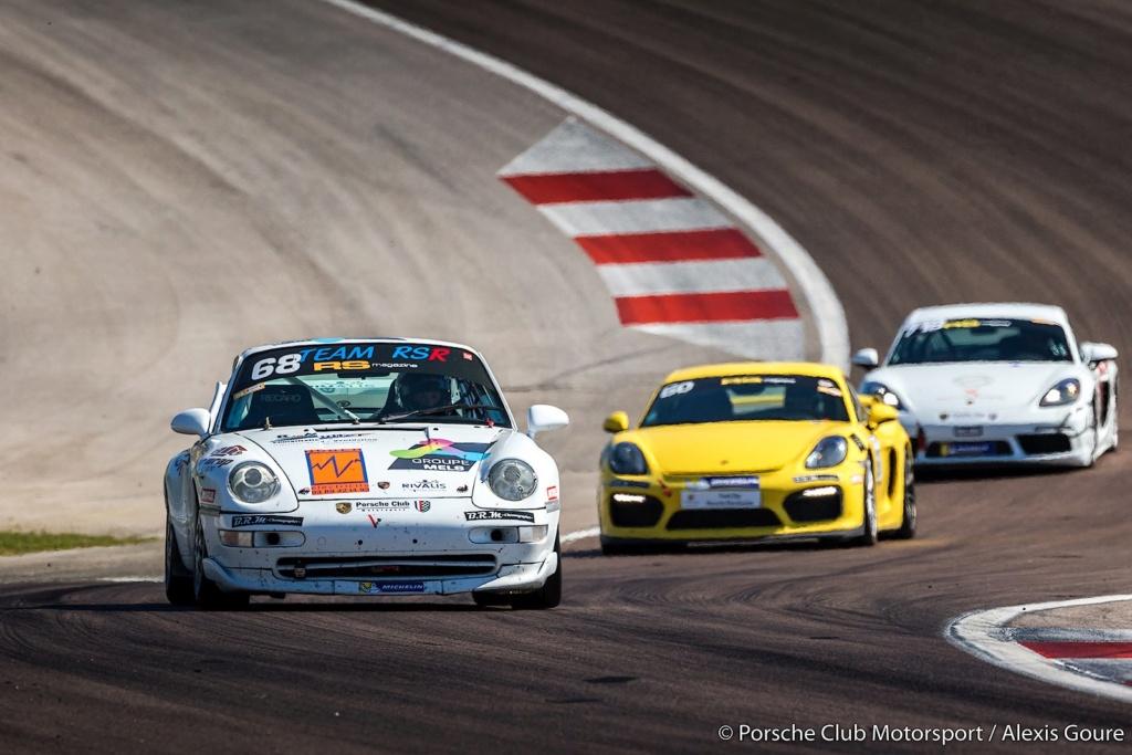 Porsche Motorsport Sport Cup Series 2018 ( post unique) 210