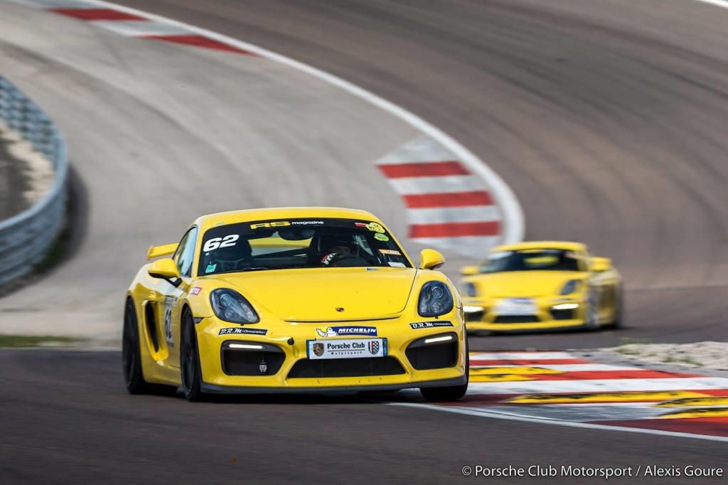 Porsche Motorsport Sport Cup Series 2018 ( post unique) 35884810