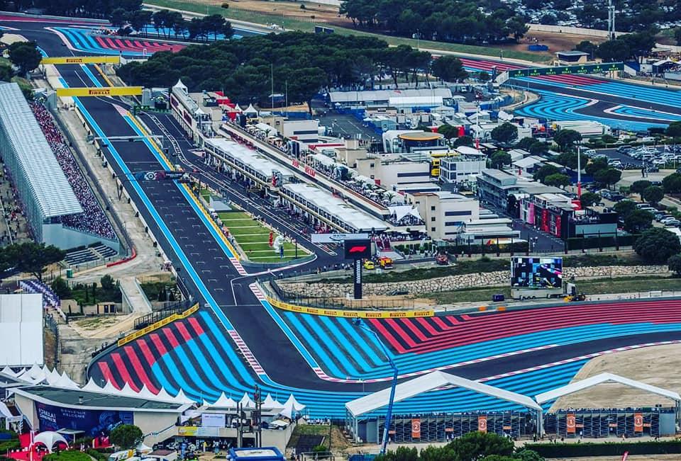 """""""Histoire de la renaissance du Circuit du Castellet """"sur Fr3 35963710"""