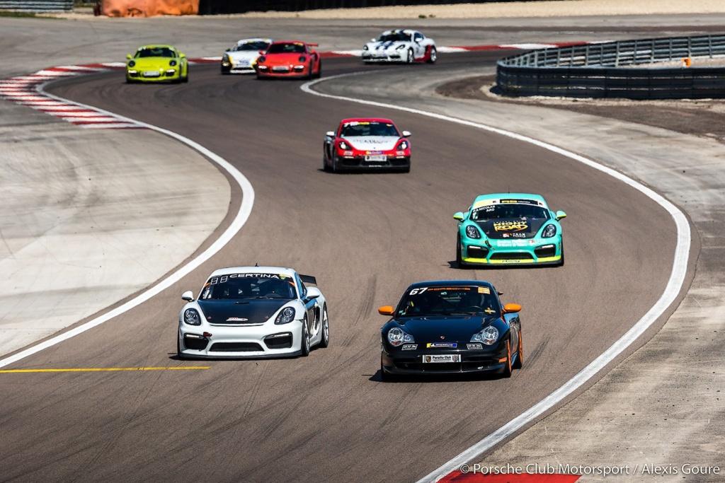 Porsche Motorsport Sport Cup Series 2018 ( post unique) 36063010