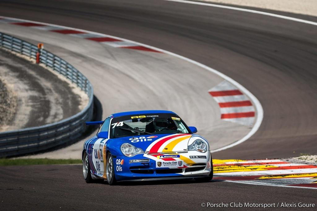 Porsche Motorsport Sport Cup Series 2018 ( post unique) 36063810