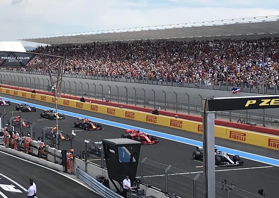 """""""Histoire de la renaissance du Circuit du Castellet """"sur Fr3 36064610"""
