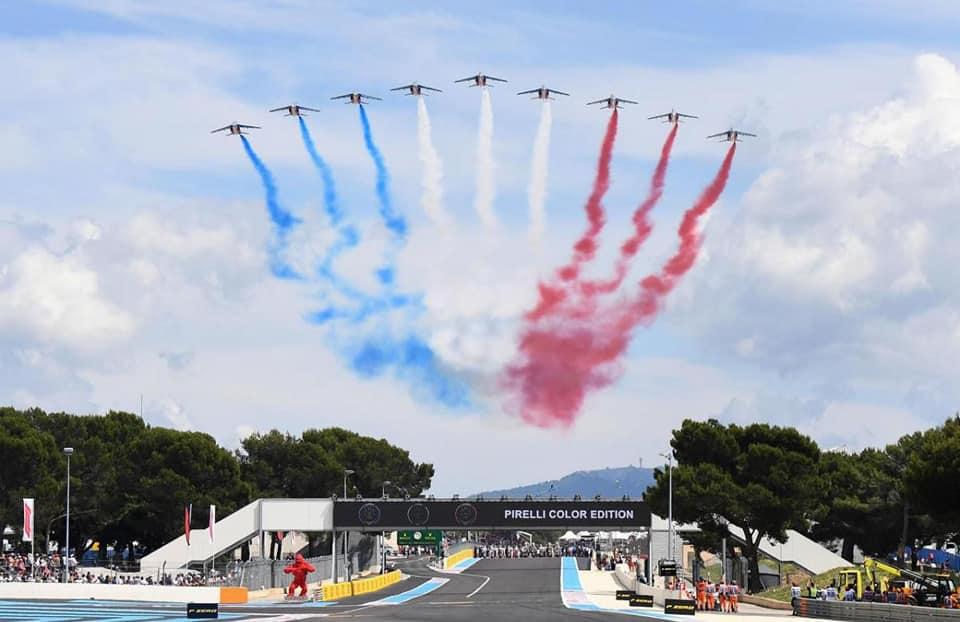"""""""Histoire de la renaissance du Circuit du Castellet """"sur Fr3 36087010"""