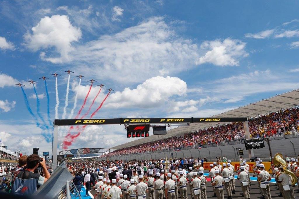 GP F1 Paul Ricard juin 2018. - Page 2 36694010
