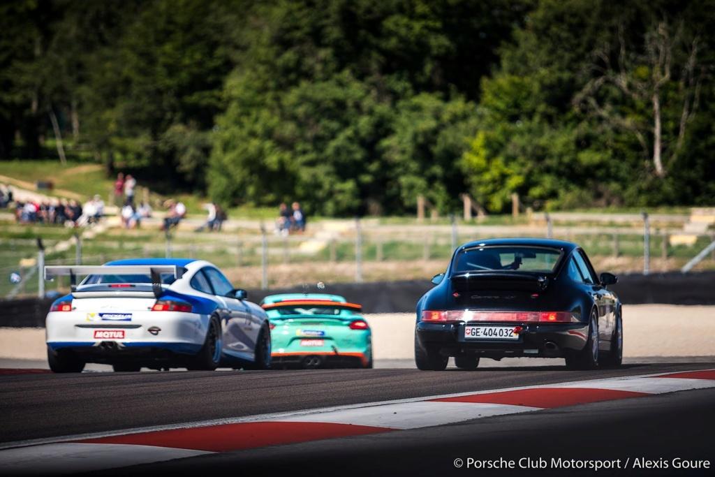 Porsche Motorsport Sport Cup Series 2018 ( post unique) 410