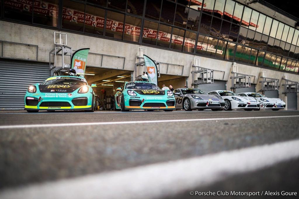 Porsche Motorsport Sport Cup Series 2018 ( post unique) - Page 2 41794910
