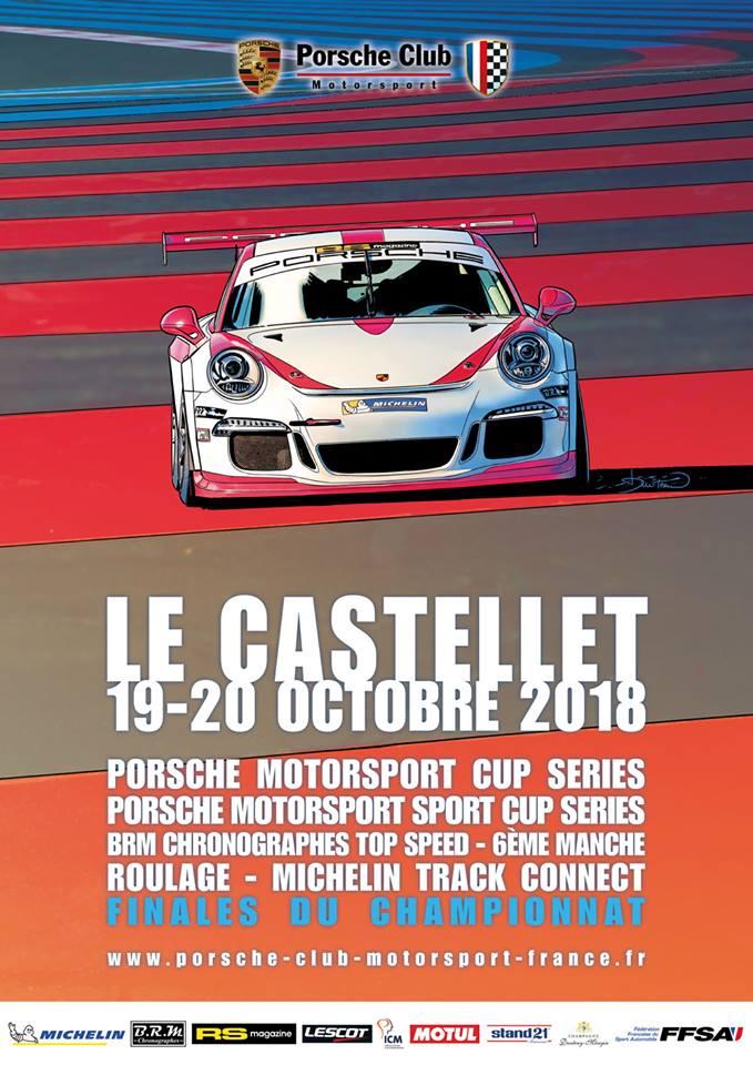 Porsche Motorsport Sport Cup Series 2018 ( post unique) - Page 2 42209410