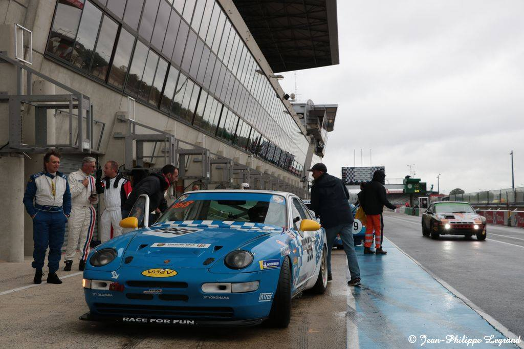 [968 TURBO] Une 968 turbo Rs replica pour courrir - Page 2 43663910