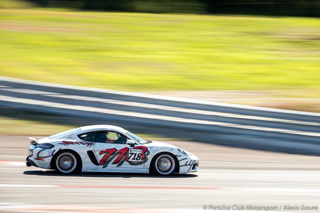Porsche Motorsport Sport Cup Series 2018 ( post unique) 510
