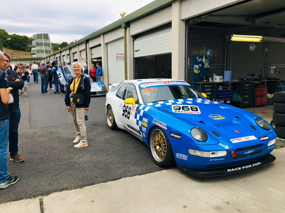 [968 TURBO] Une 968 turbo Rs replica pour courrir - Page 13 71400510