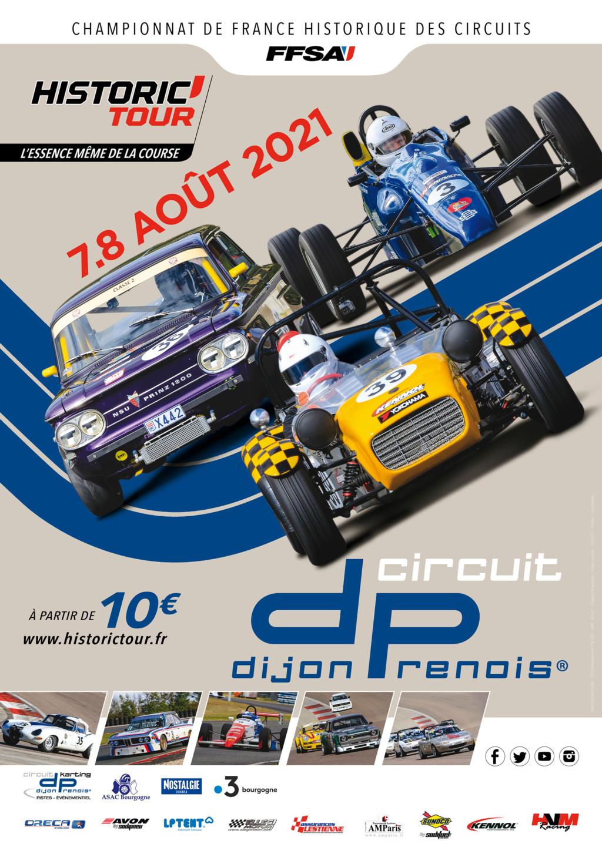 GT Classic 2021 ( post unique) - Page 2 Affich12