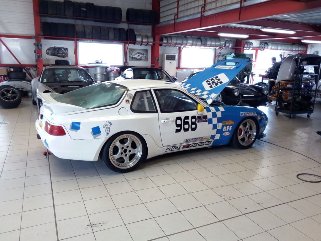 [968 TURBO] Une 968 turbo Rs replica pour courrir - Page 7 Img_2157