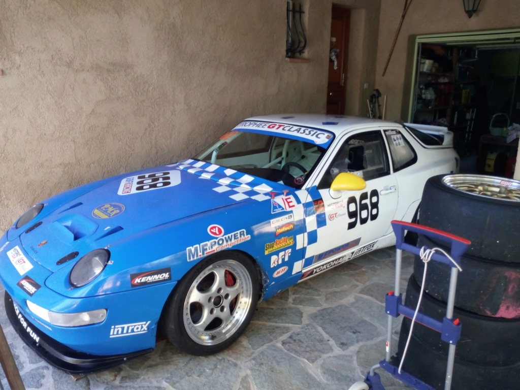 [968 TURBO] Une 968 turbo Rs replica pour courrir - Page 14 Img_2262
