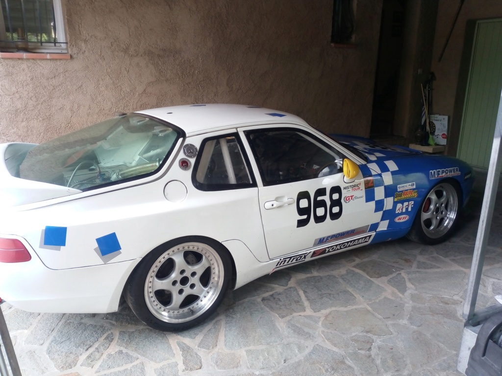 [968 TURBO] Une 968 turbo Rs replica pour courrir - Page 15 Img_2289