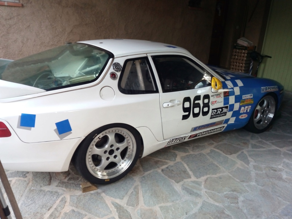 [968 TURBO] Une 968 turbo Rs replica pour courrir - Page 19 Img_2353