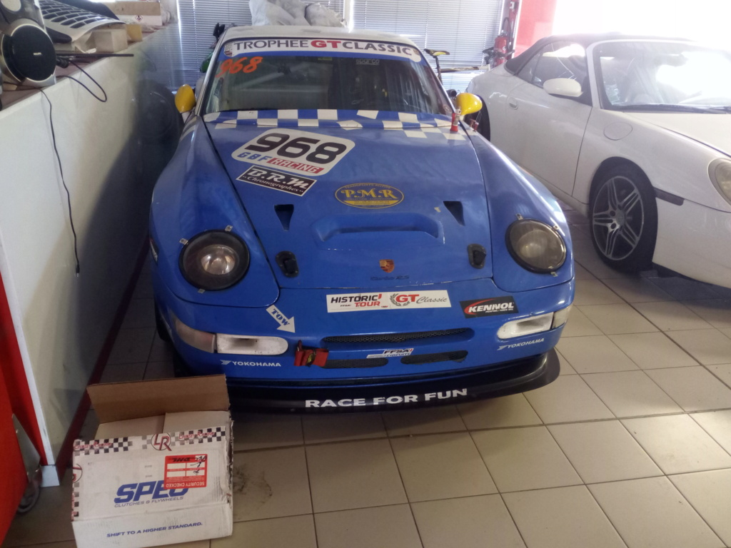 [968 TURBO] Une 968 turbo Rs replica pour courrir - Page 23 Img_2399