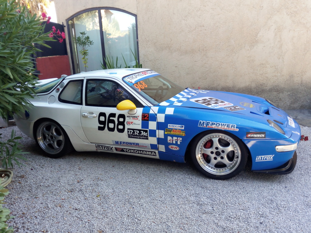 [968 TURBO] Une 968 turbo Rs replica pour courrir - Page 25 Img_2413