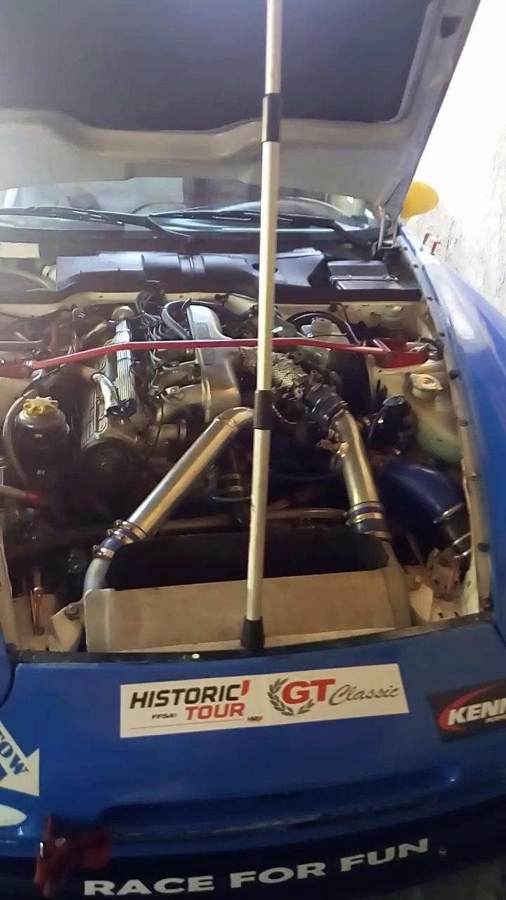 [968 TURBO] Une 968 turbo Rs replica pour courrir - Page 12 Moteur10