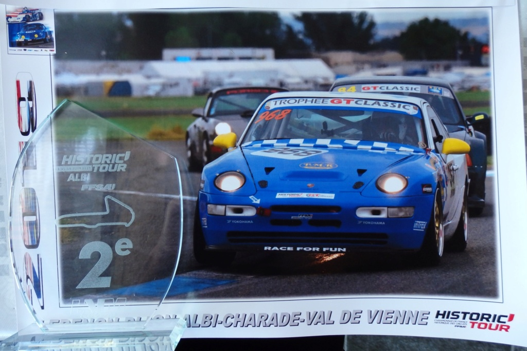 [968 TURBO] Une 968 turbo Rs replica pour courrir - Page 12 P6170010