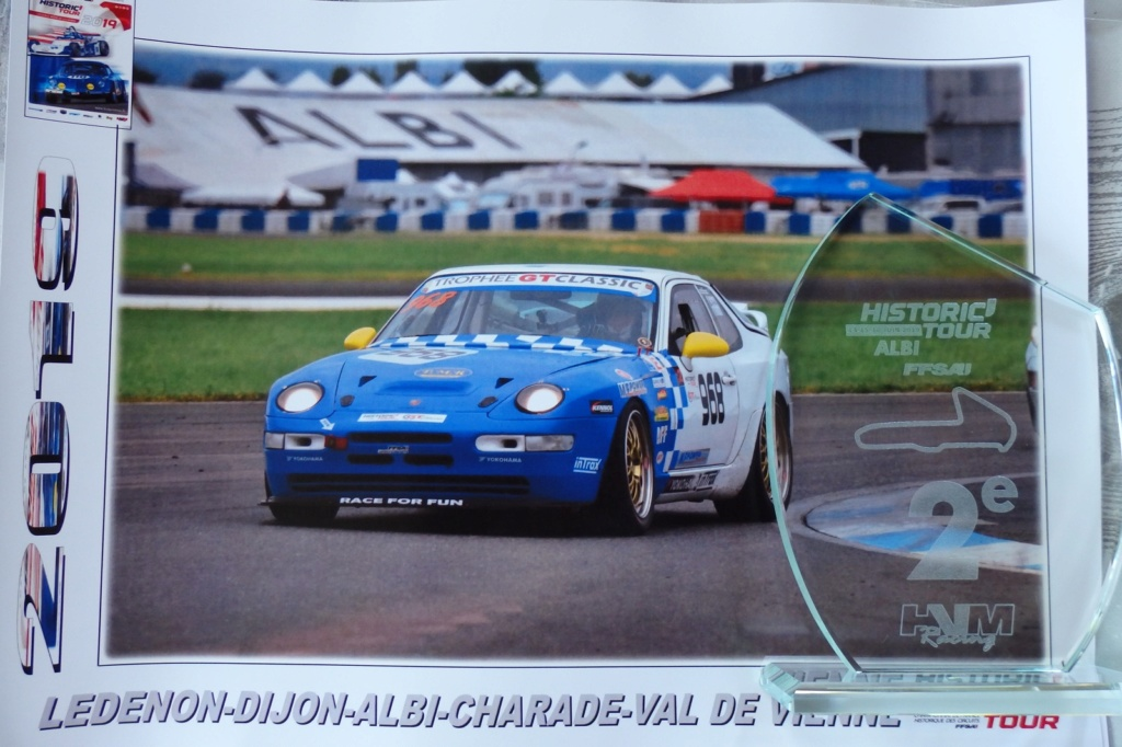 [968 TURBO] Une 968 turbo Rs replica pour courrir - Page 12 P6170011