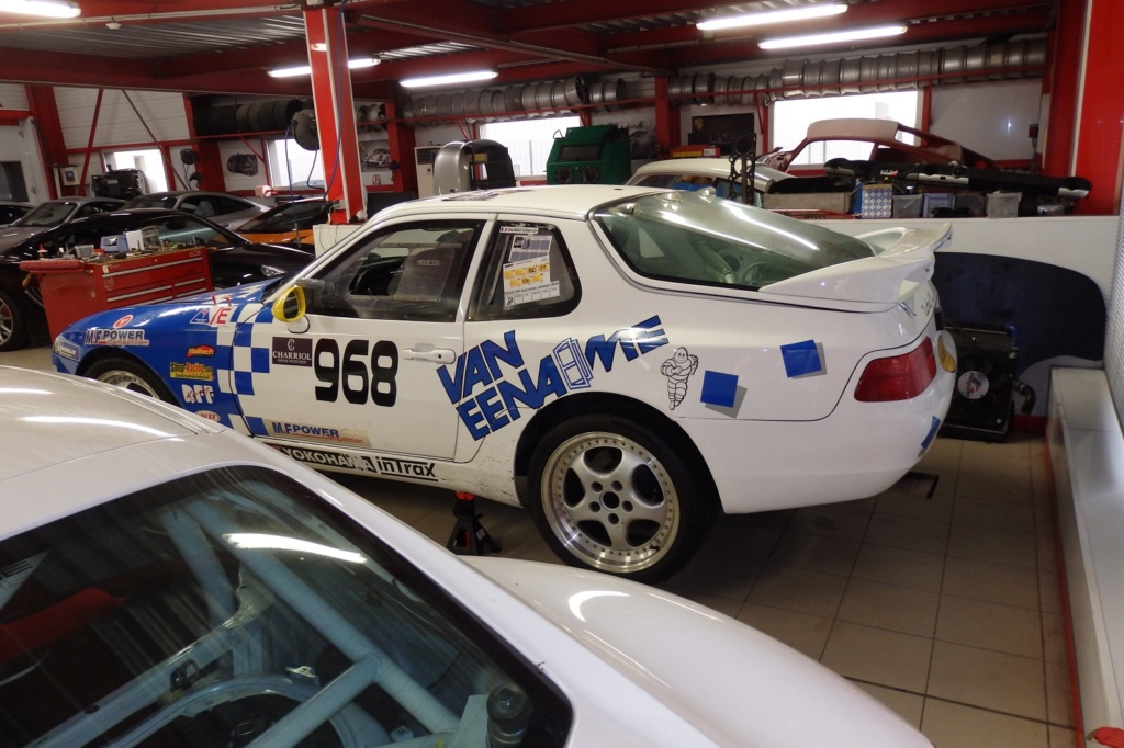 [968 TURBO] Une 968 turbo Rs replica pour courrir - Page 4 Pb140024